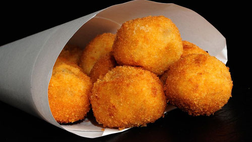 Cod Croquettes Bacalao