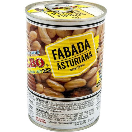 Fabada Asturiana Albo
