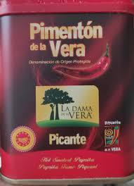 Pimenton de la Vera  spicy